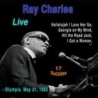 Ray Charles альбом Live: Olympia May 21, 1962