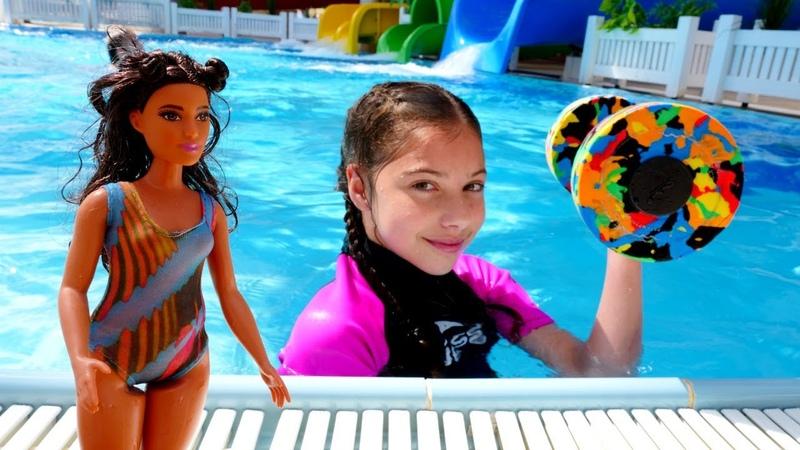 Работа для Полен - Тренер по аэробике - Видео для девочек с Барби