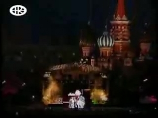 Scorpions - hit between the eyes live on the red sqare moscov 2003