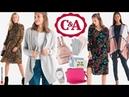 MODA de MUJER de C A Colección Otoño Invierno 2018 2019 vestidos blusas abrigos pantalones