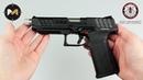 Обзор GG GTP9. Крайне удобный пистолет для страйкбола