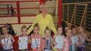 На турнире в Щербинке серпуховские гимнастки завоевали 15 медалей