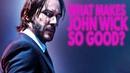 What Makes John Wick So Good Video Essay