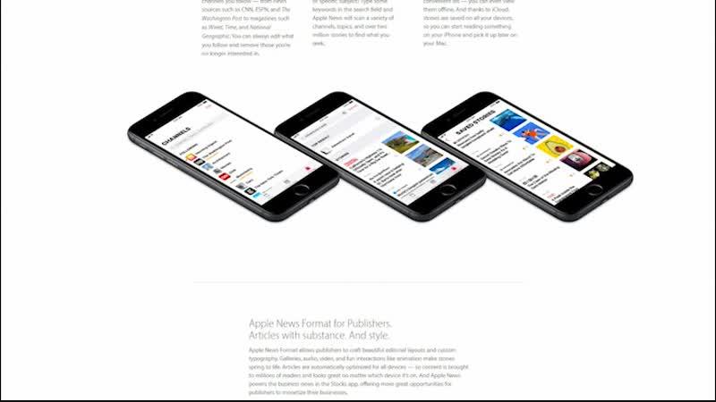СМИ возмущены: Новый сервис Apple лишит информационные издания 50% дохода