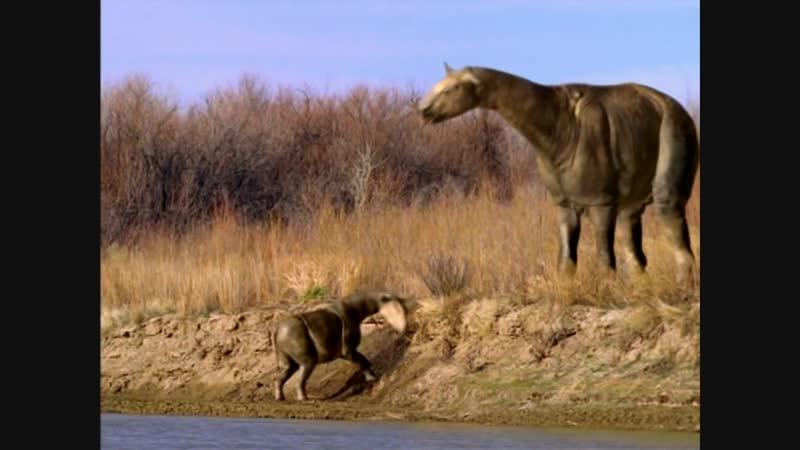 BBC: Прогулки с чудовищами (2001) — 3 Серия: Земля гигантов