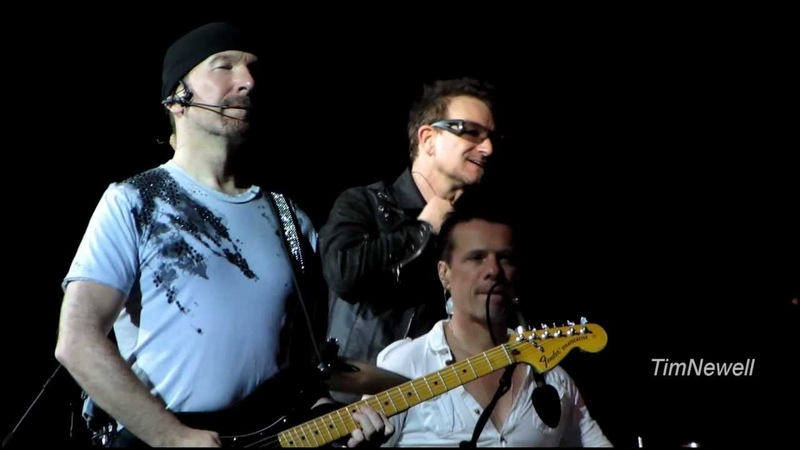 U2 Where The Streets Have No Name (Hallelujah) FANTASTIC VERSION - Heinz Field, Pittsburgh - 2011