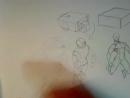 Riven Phoenix The Sketch Book 02 The Sketch Book 1b