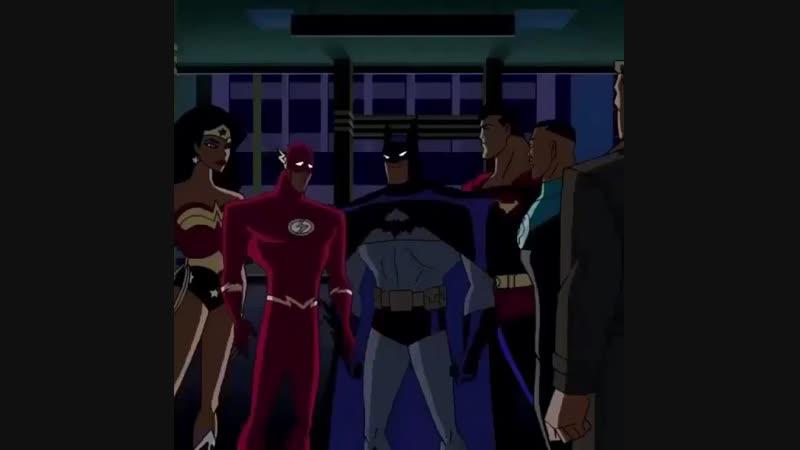 Лига Справедливости Batman