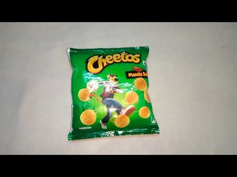 Cheetos masala balls Rs 5/- packet | Food trend | Review