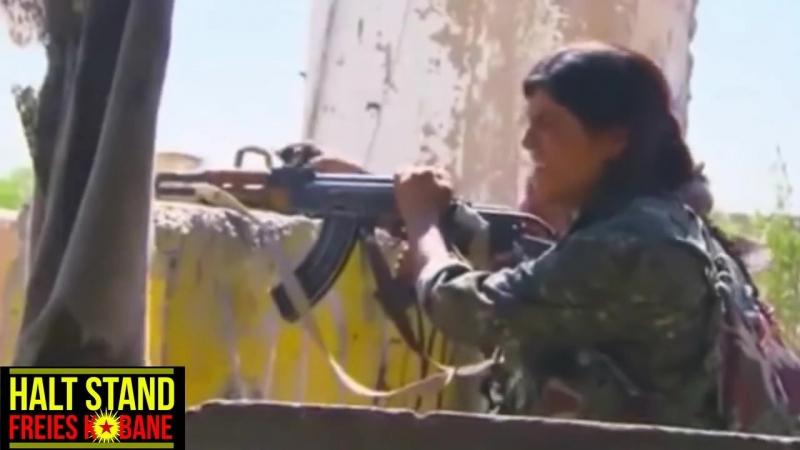 Kobane will never surrender! Bella Ciao