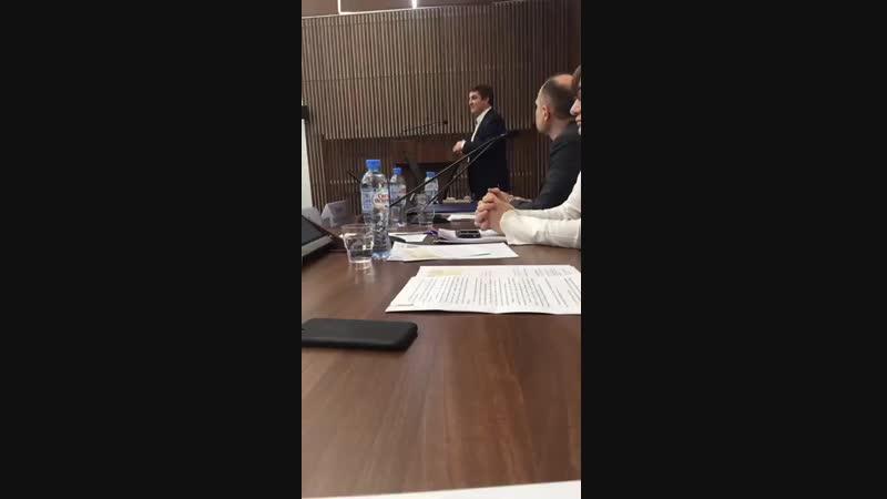 Виктор Бациев о дроблении бизнеса