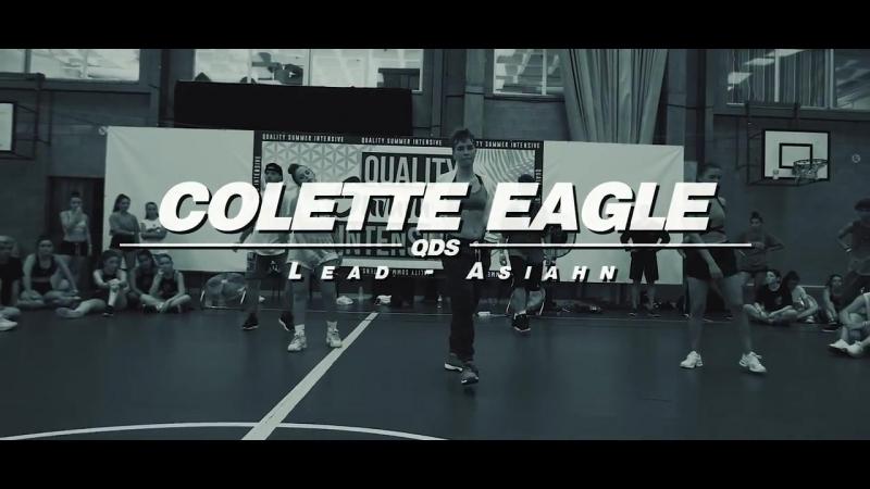 COLETTE EAGLE _ QUALITY SUMMER INTENSIVE 2018 _ Lead - Asiahn