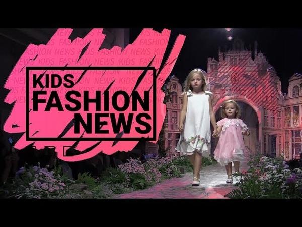 Кids fashion news - неделя моды в Москве - детская коллекция