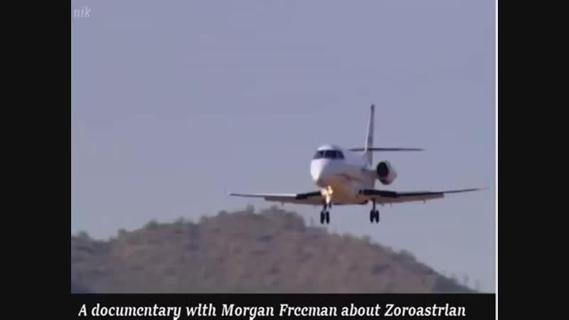 Morgan Freeman about Zoroastrian