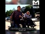 Пандусы и пешеходные переходы в Хабаровске не оборудованы для инвалидов
