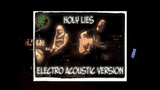 Zombietown - Holy lies (live electro acoustic'18.05.2018)