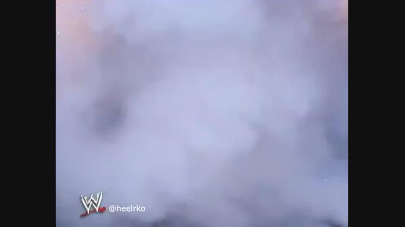 |WM| Выход Ренди Ортона и Эджа - Серия Выживаний 2006 - Rated RKO