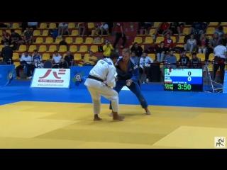 SENIOR EUROPEAN JUDO CUP - BRATISLAVA final -73 kg MELONI, Augusto (ITA)-BARTUSIK, Michal (POL)