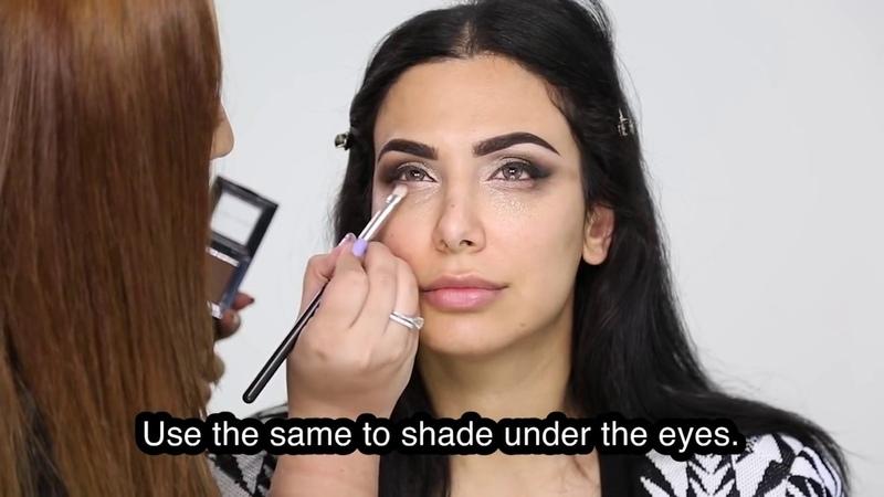 Makeup with Russian Superstar Makeup Artist @Goar Avetisyan