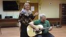 Виталий и Елена Новиковы - песни на стихи Евг.Ауров, К.Бальмонт и Борис Прахов