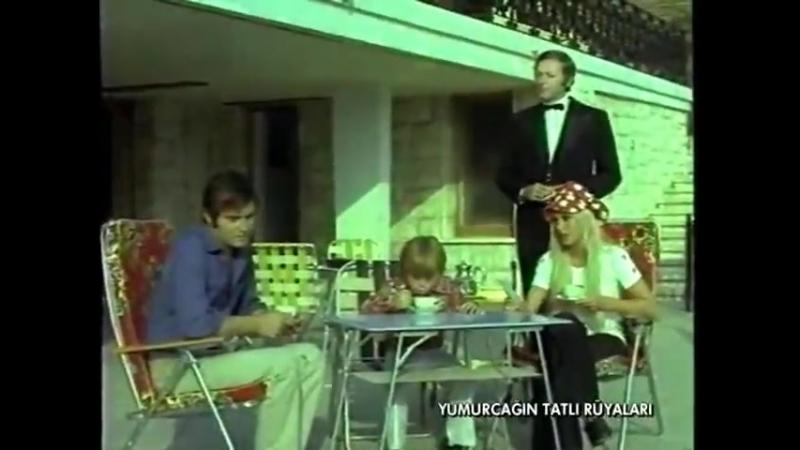 Yumurcağın Tatlı Rüyaları Filmi 1971 İlker İnanoğlu Ediz Hun Filiz Akın 5.Kısım