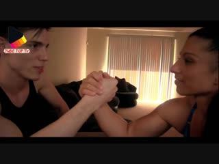 mix arm wrestling challenge 2019 man vs woman matc