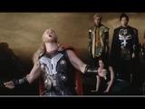 Part 24 Thor Ragnarok Funny Theatre Scene Matt Damon and Luke Hemsworth Cameo