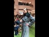 Instagram Ale &amp Mohammed &amp Mall of the Emirates &amp Harper bazaar Arabia