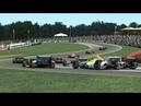 VRC Indycar 2018 - Round 7 - Mid-Ohio rfactor2