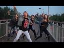 Tatiana Shatohina and crazy girls - July dancehall
