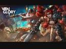 Vainglory | Выход игры на ПК и консолях PS4, XBox One, Nintendo Switch