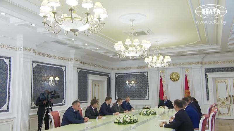 Дело не только в Орше Лукашенко объяснил кажущиеся жесткими кадровые решения