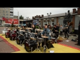 Paul Gilbert - Down to Mexico (cover Рок-флешмоб Иваново)
