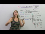 English Phrasal Verbs for LOVE, SEX, and DATING! (Learn English with Emma) (+transcript)