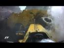 Жёсткая авария Кевина Магнуссена на Гран-при Бельгии 2016 года
