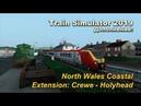 Train Simulator 2019 Дополнение: North Wales Coastal Extension: Crewe - Holyhead