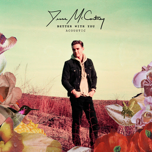 Jesse McCartney альбом Better with You (Acoustic)