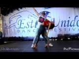 Esteban y Miriam [Mentira] @ Estilos Unidos Dance Festival 2018
