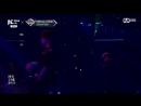 180824 MNET KCON 2018 LA X 엠 카운트 다운 세븐틴SEVENTEEN - 몰래 듣지 마요Dont Listen In Secret 숙여SUKYO 13월의 춤Lilili Yabbay by 로즈베이