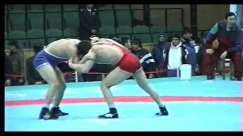 Ярыгин-1996 57 кг Пуревбаатар-Артур Федоров