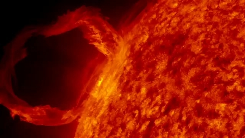 SDO First Light Movies