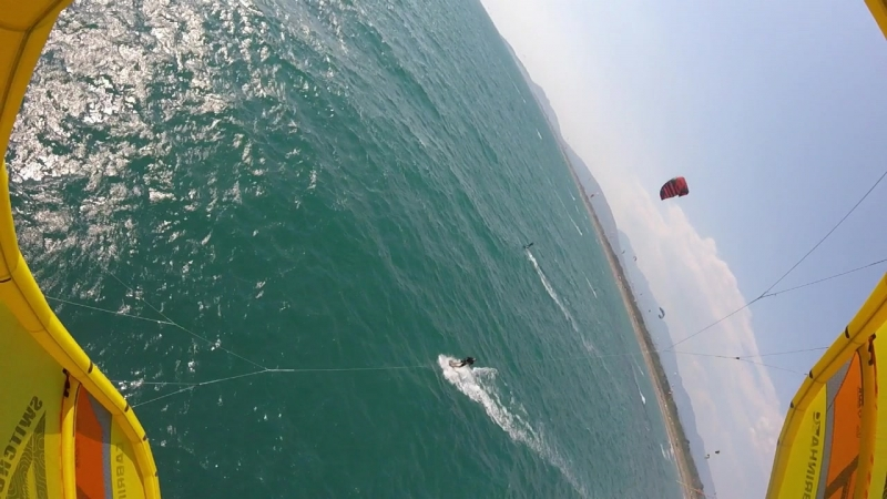 Kiteboarding Montenegro, Kite View