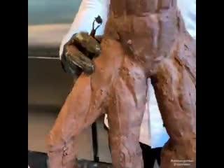 Когда хотел стать скульптором, но поступил в кулинарку