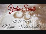 10.11.18 Nişan Semih Yulia