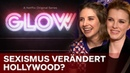 Staffel 3 wie MeToo Cast Crew verändert hat | Betty Gilpin Alison Brie über Glow Staffel 2