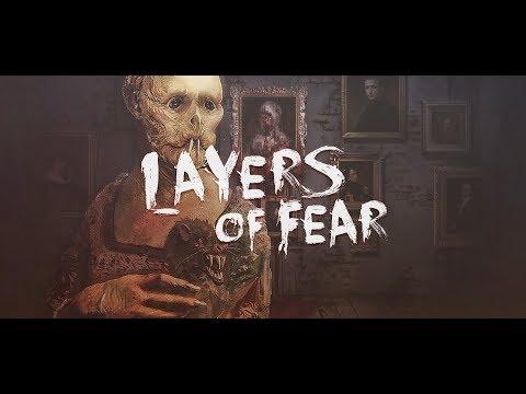 Я и моя жена тоже побоялись=)Психоделический ужас Layers of Fear.