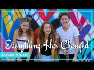 Ky Baldwin ft. Jillian Shea - Everything Has Changed (Taylor Swift ft. Ed Sheeran Cover) • Австралия | 2018