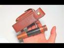 Медный Принц фонарь Lumintop Carbon окисляется при воздействии с кислородом Водонепроницаемый