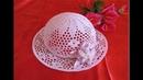 Pălării mamă fiică croșetate FIICĂ