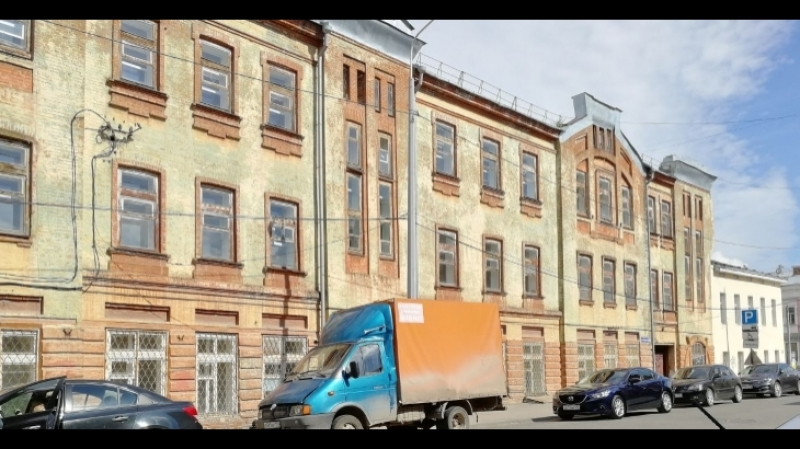В здании старой поликлиники на ул Пермская может открыться гостиница